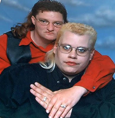 Ugly on 15 Horrifying Couples That Shouldn T Procreate   Damn Cool Pictures