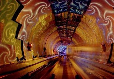 اجمل مترو انفاق فى العالم