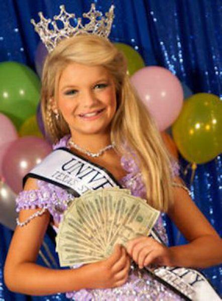 DooB Picture: Child Beauty Pageant - Part 2