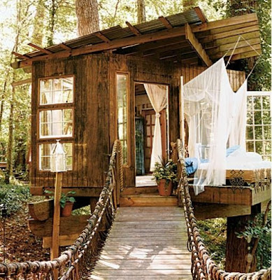Hanging Tree house
