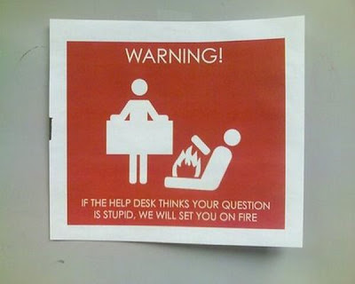 Strange and Funny Warning Signs ~ Damn Cool Pictures