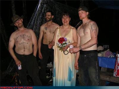 funny wedding photos