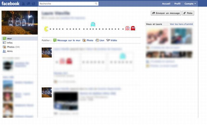 Awesome Uses Of The New Facebook Profiles Page ~ Damn Cool Pictures