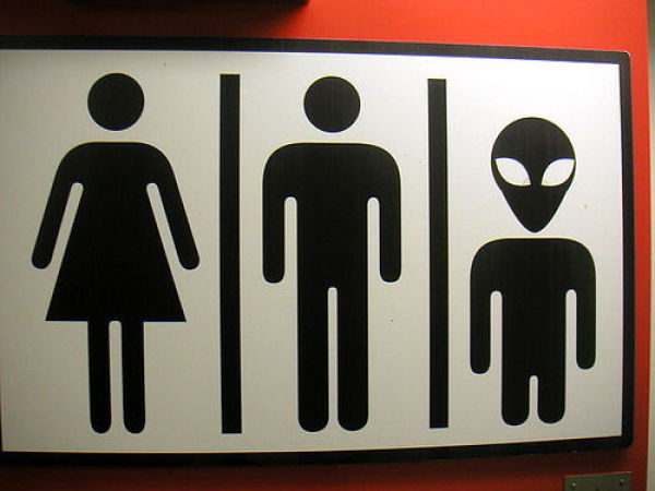Hilarious Public Restroom Signs Damn Cool Pictures