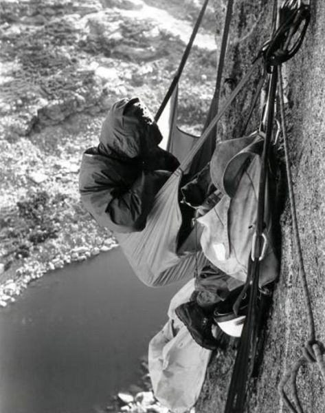 inShare & Extreme Hanging Tents ~ Damn Cool Pictures