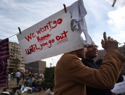 The Best Egypt  Protest Signs Seen On www.dil-ki-dunya.tk
