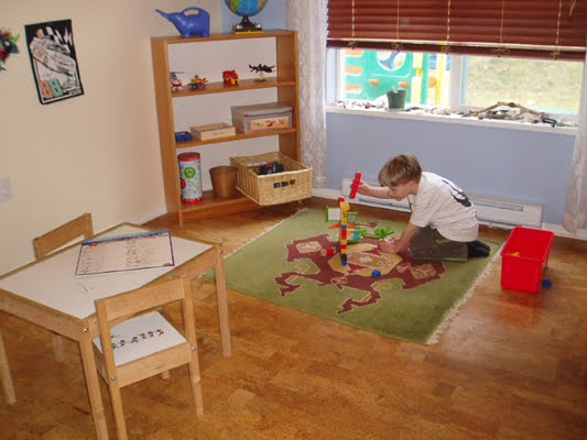 The Montessori Child At Home At G 39 S House