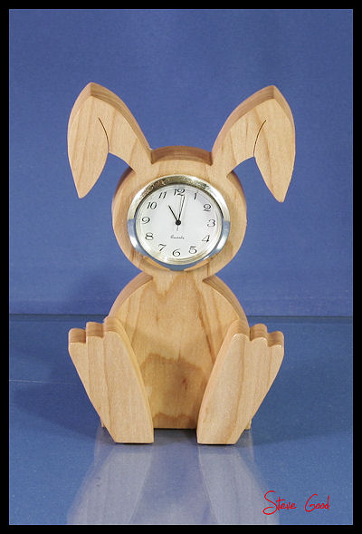 Scroll Saw Clock Patterns