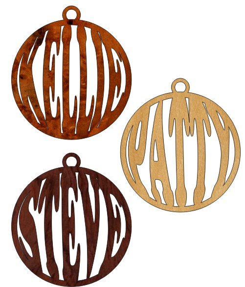 Scrollsaw Workshop: 10 Christmas Ornaments Scroll Saw Patterns.