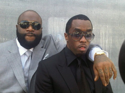 rick ross vibe magazine. Photos from Rick Ross and