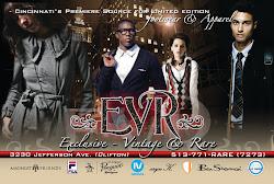 EVR - Exclusive - Vintage & Rare