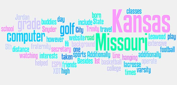 The Distance Between My Home And Kansas City Missouri