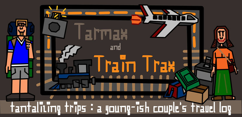 tarmax and train trax
