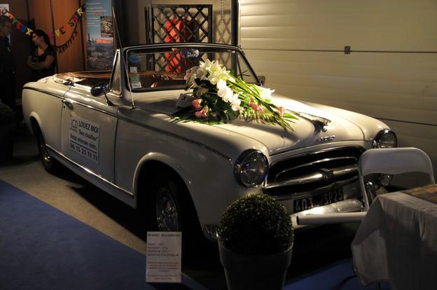 Jcd location des voitures d 39 exception au service de tous for Salon de la mariee besancon