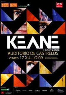 concierto keane vigo