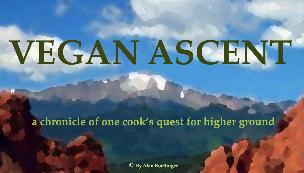vegan ascent