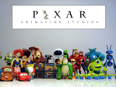 Disney-Pixar Movies