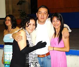 Con Juanchai y Xime