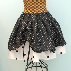 Peek-A-Boo Skirt, DIY