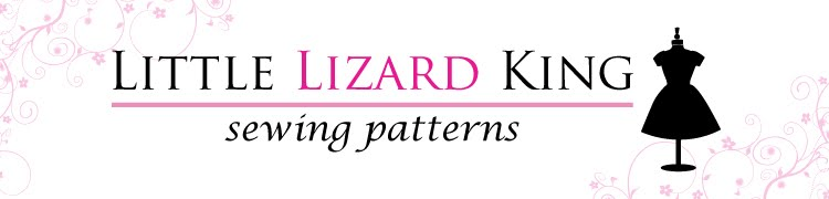 Little Lizard King - Sewing Patterns & Crafty Things