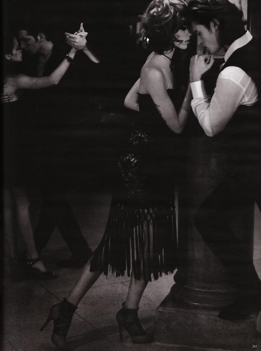 Фото девочек в танго 9 фотография