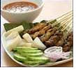Satay - Malaysian Favourite Food