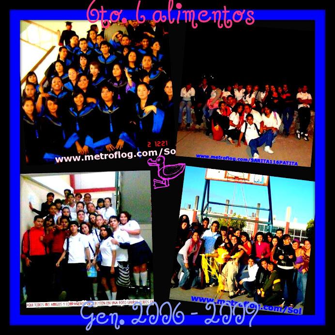Generacion 2006-2009