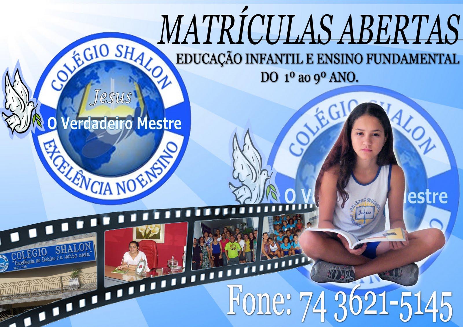COLÉGIO SHALON  - EDUCAÇÃO FÍSICA - PROFº J. PAULO