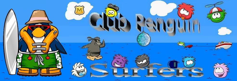 Club Penguin Surfers