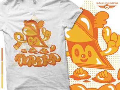 T-Shirts Bubble Letters 3