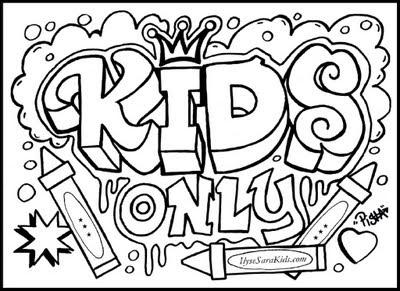 Sketch Bubble Letters 5