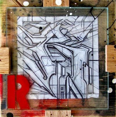 Modern graffiti letters9