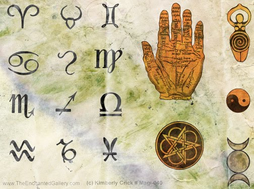Blood Signs and Symbols
