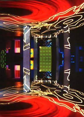 art graffiti alphabets 3-dimensional vortex