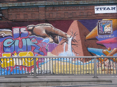Tom & Jerry & Graffiti Alphabets4