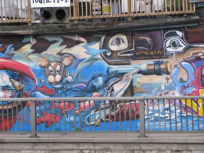 Tom & Jerry & Graffiti Alphabets3