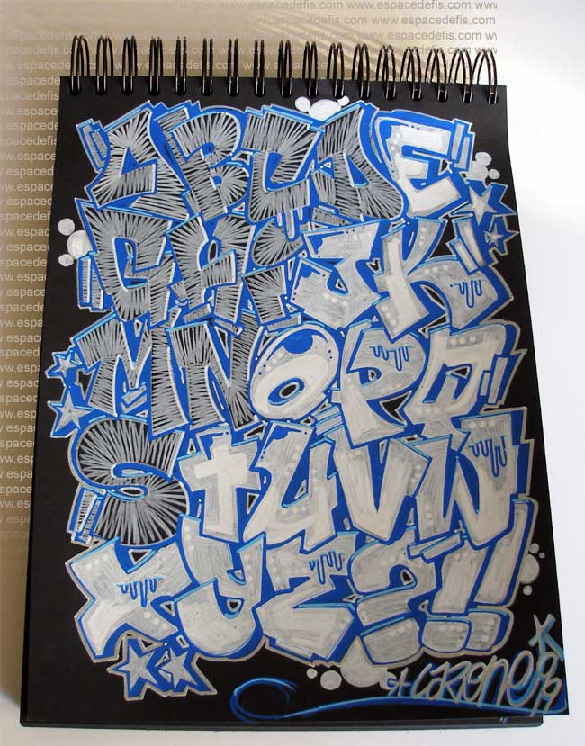 graffiti lettering alphabet. graffiti letters alphabet