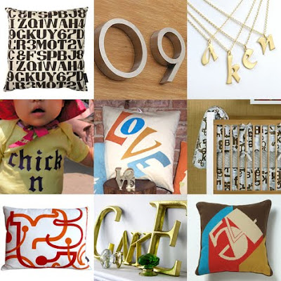 Graffiti Alphabet On The Art Objects