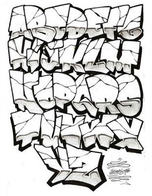 letter a-z-1