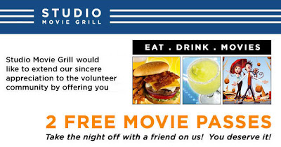 Save money with 57 Studio Movie Grill promo codes, discount codes in December Today's top Studio Movie Grill discount: $10 Food & Beverage Voucher .