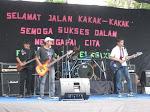 Perpisahan Band