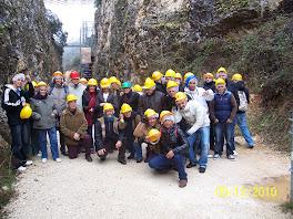 Trabajando en Atapuerca