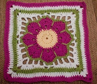 Sol artesan as cuadraditos en crochet - Cuadraditos de crochet ...