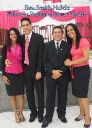 (Família.Smith)  Herika(Nora)Ev.Rafael(Filho)Pr.Smith e Hulda