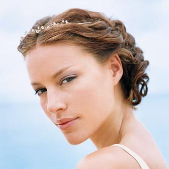 Peinados Para Novias Famosas - 30 peinados de alfombra roja para un look de boda Glamour