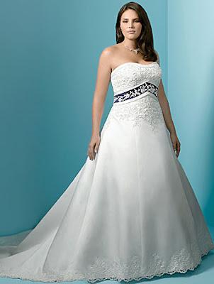 vestidos de noche para gorditas. Vestidos de novia para