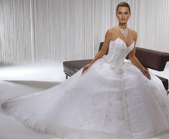 vestido de novia: tipos de corte vestidos de novias