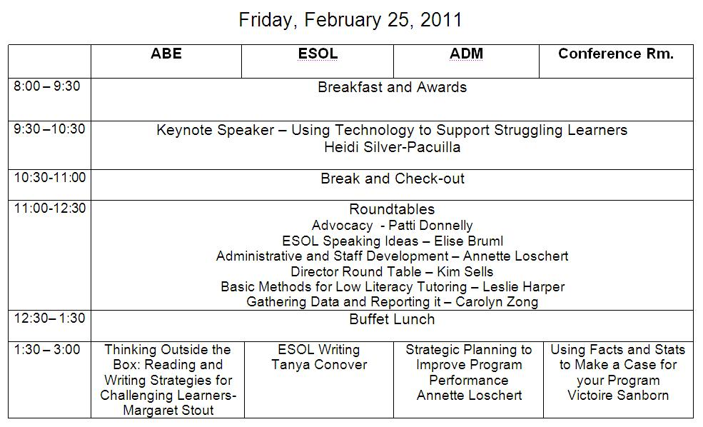 Conference Schedule Template | Template For Conference Schedule Bire 1andwap Com