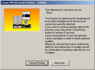 collection of useful articles how to fix the printer canon ip