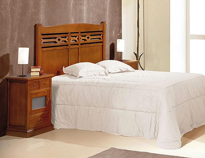 3 camas coloniales - Cabeceros coloniales ...